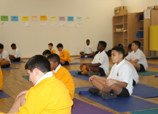 PSHCE Day 2019 - yoga
