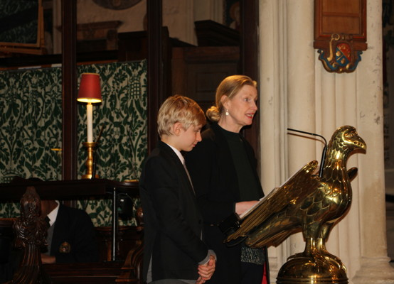 Carol Service 2019 - Dutch reading