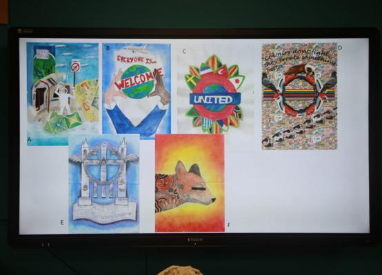 Art poster designs