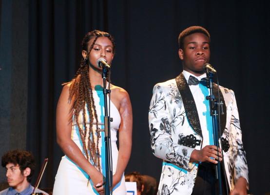 Celebration of Achievement Evening 2021 - Year 12 Band