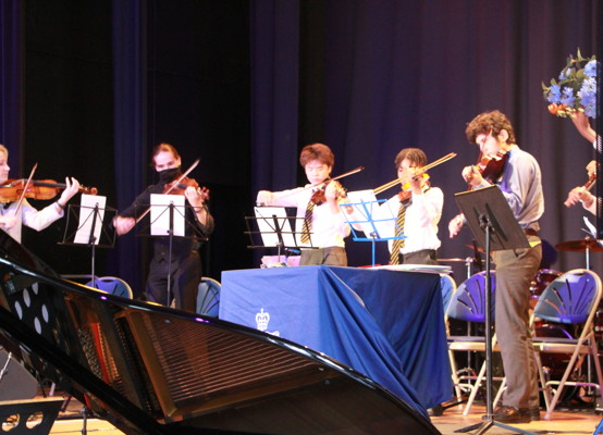 Celebration of Achievement Evening 2021 - our String Orchestra