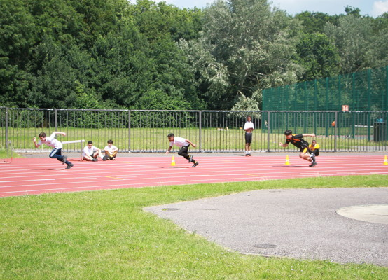 Sports Day 2021 - track
