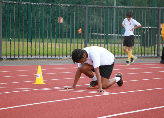Sports Day 2021 - ready to run