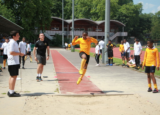 Sports Day 2021 - hop, skip and jump
