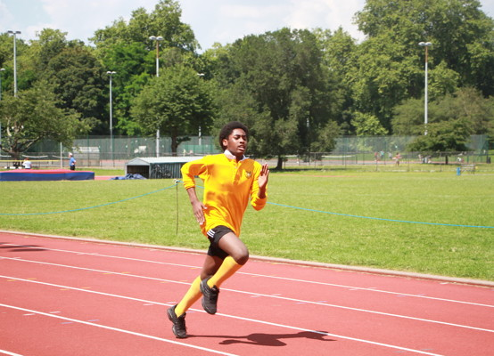 Sports Day 2021 - sprint to the finish