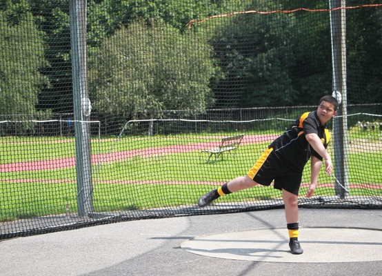 Sports Day 2021 - good throw