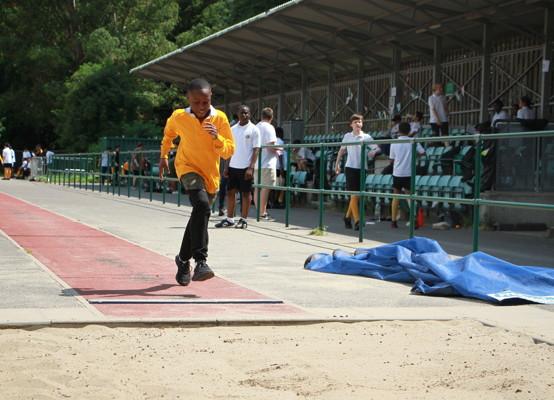 Sports Day 2021 - long jump