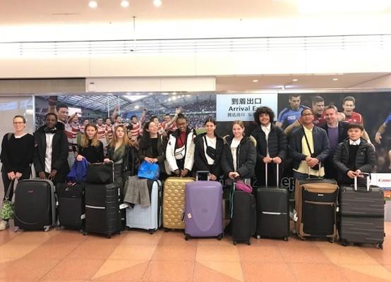Japan arrival 2019