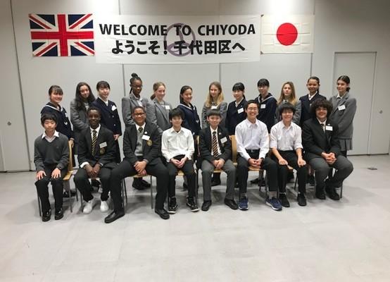 Japan visit 2019